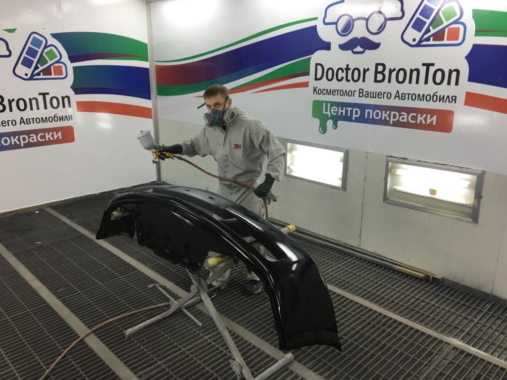Кузовной ремонт, покраска, полировка, ремонт вмятин без покраски в Серпухове.
